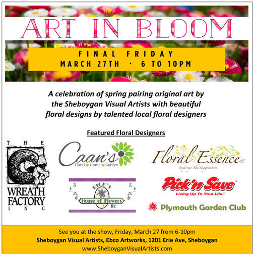 SVA Art In Bloom