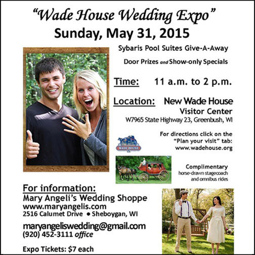 Wade House Wedding Expo